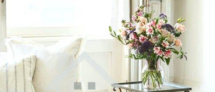цветятя в интериора на жилището