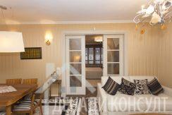 Тристаен апартамент на Петте Кьошета.