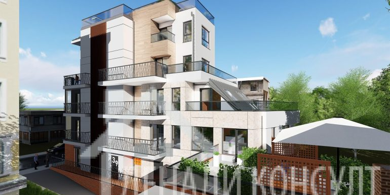 продажба  апартамент в новострояща се сграда в оборище софия