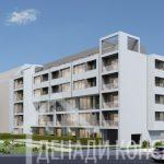 "проект на жилищна сграда с апартаменти в Овча Купел - ул. "" Кукуряк"" - В непосредствена близост до НБУ, детски градини, супермаркети, училище и др."