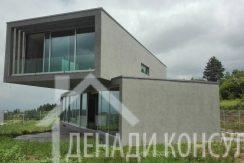 кубична къща в София над Камбаните
