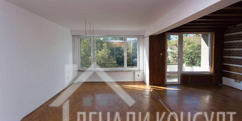 стая от многостаен апартамент в лозенец
