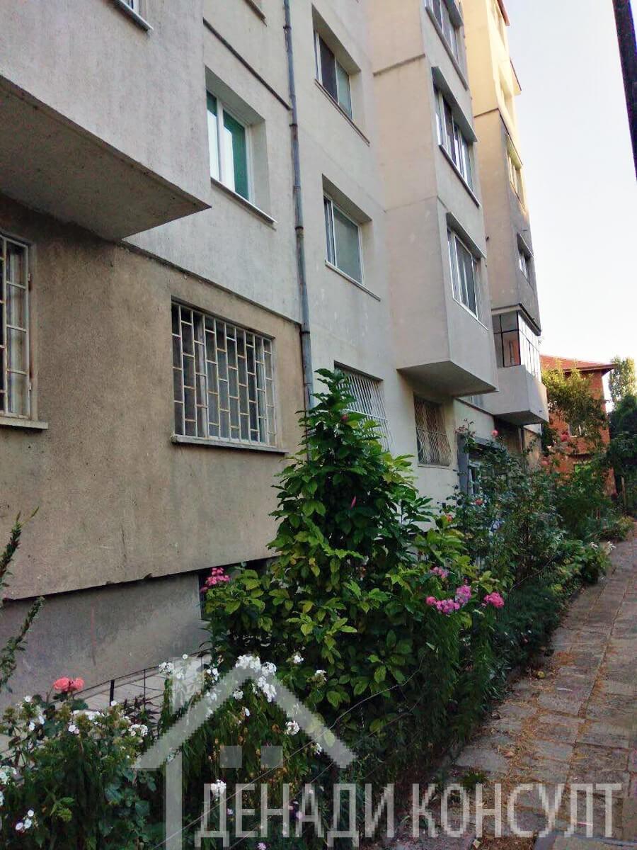 Двустаен апартамент в Сердика