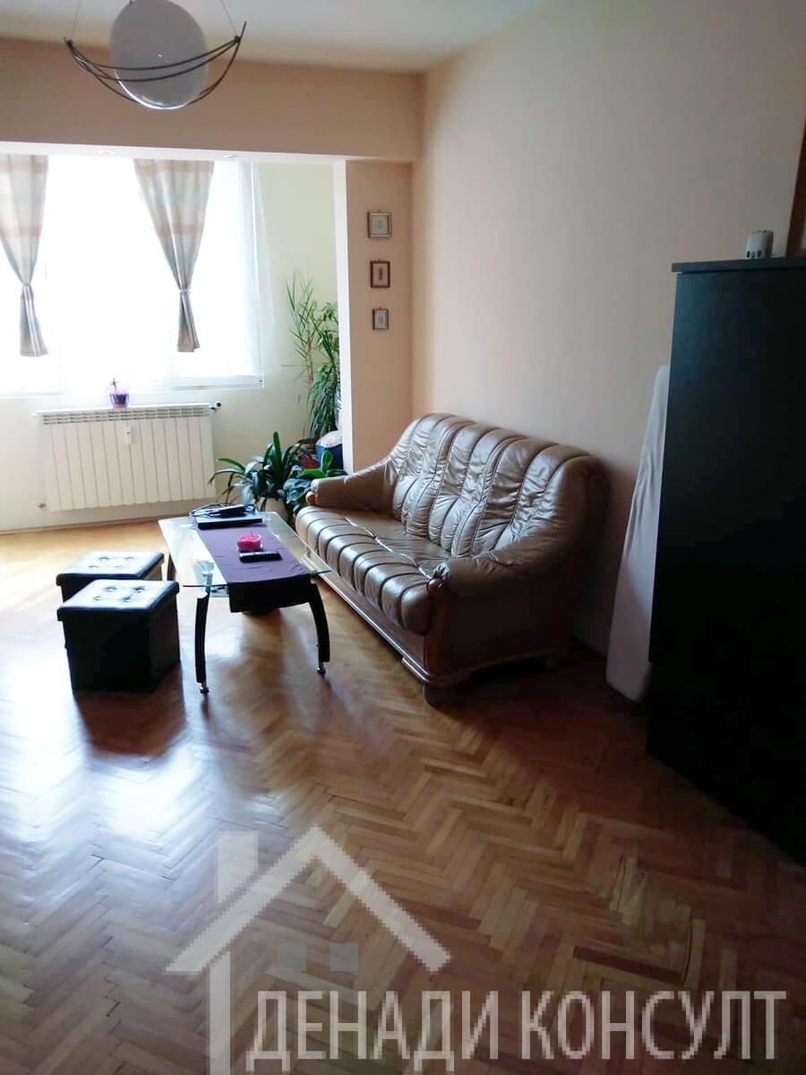 Двустаен апартамент в Хаджи Димитър ПРОДАДЕН