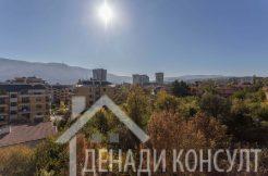Пентхаус с невероятни панорами в кв.Овча купел до Украинското посолство