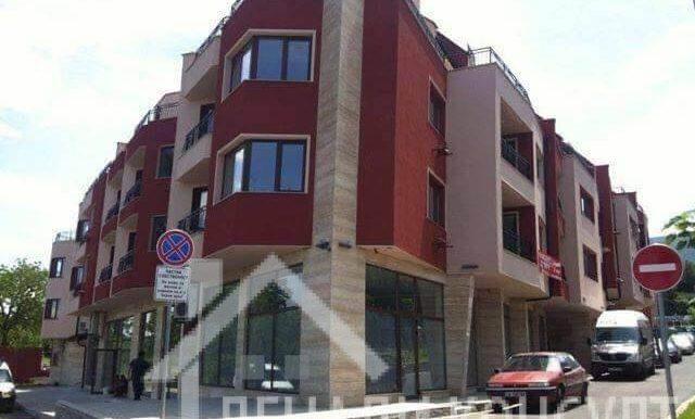 сграда обзаведен двустаен апартамент в драгалевци