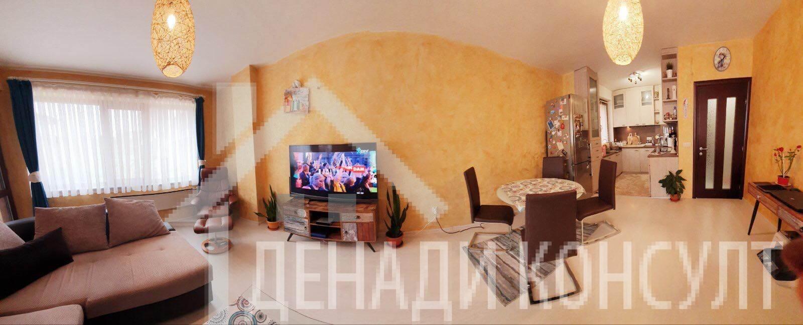 Обзаведен двустаен апартамент в кв. Драгалевци