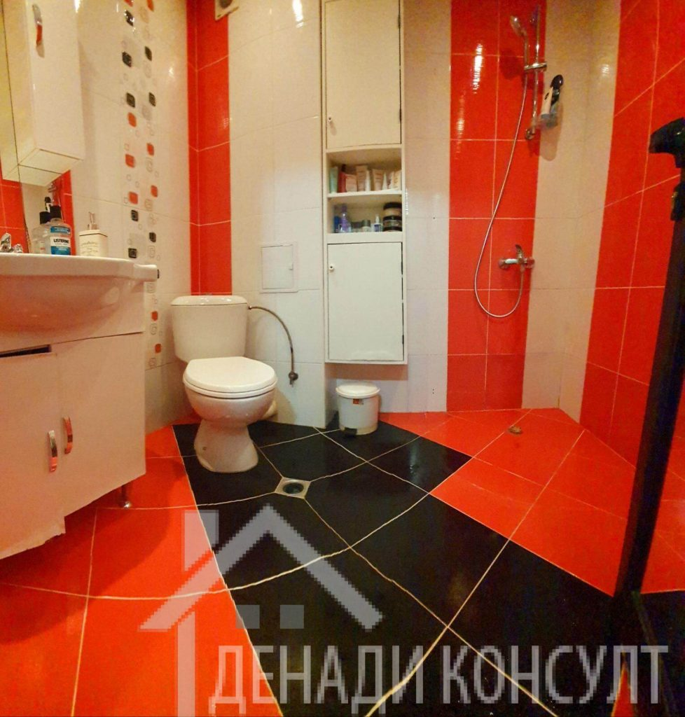 баня обзаведен двустаен апартамент в драгалевци