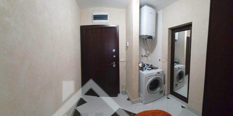 обзаведен двустаен апартамент в драгалевци